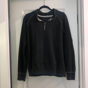 Quarterzip pullover